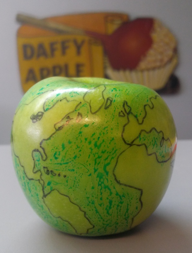 Earth Apple