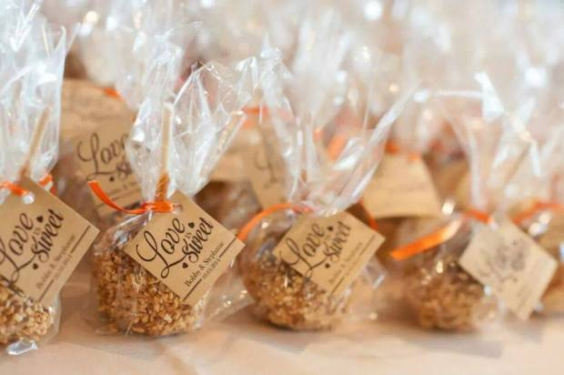 Fall Wedding Shower Decorating Ideas